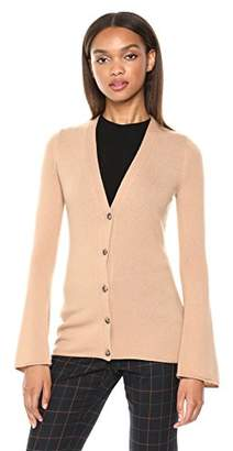 Theory Women's Bell Sleeve Cardigan