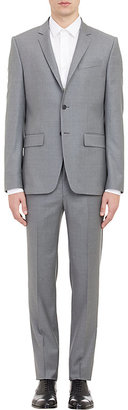 Givenchy Men's Wool Twill Two-Button Suit $1,595 thestylecure.com