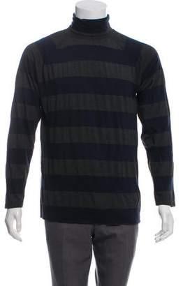 Dries Van Noten Knit Turtleneck Sweater