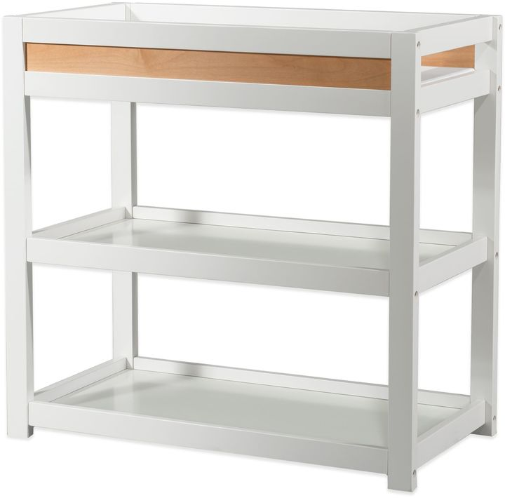 Child CraftChild CraftTM SOHO Changing Table in White/Natural