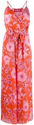 Guardaroba floral print jumpsuit