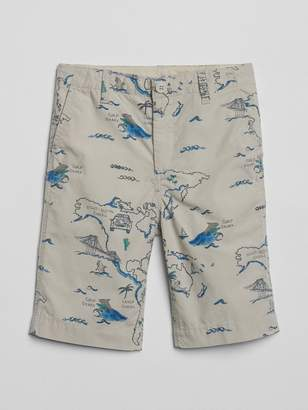 Gap Print Everyday Shorts