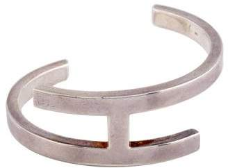 Hermes Elongated H Bracelet