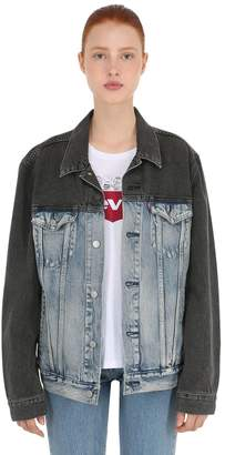 Levi's The Truncker Cotton Denim Jacket