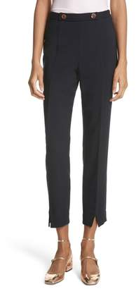 Ted Baker Ted Working Title Front Slit Skinny Trousers