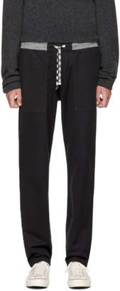 Missoni Black Striped Lounge Pants