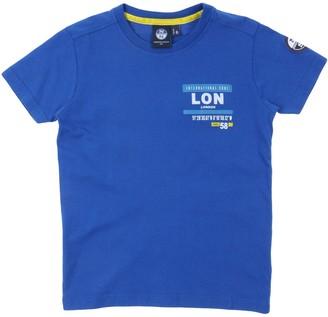 North Sails T-shirts - Item 37978386PI