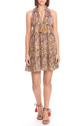 Se?zane S?zane Arielle Paisley A-Line Dress