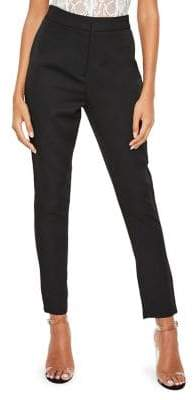 Missguided Slim-Fit Tailored Cigarette Trousers