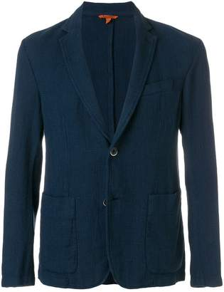 Barena classic single-breasted blazer