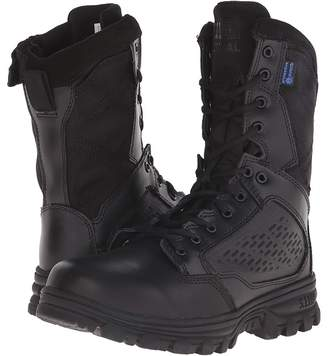 5.11 Tactical Evo 8 Waterproof w/ Side Zip Men's Work Boots