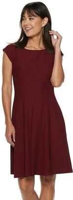 Elle Women's Fit & Flare Dress