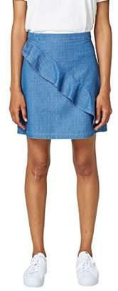 Esprit edc by Women's 068cc1d011 Skirt,8 (Manufacturer Size: 34)