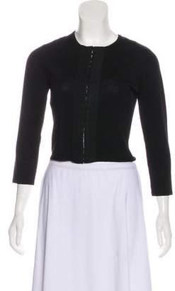 Diane von Furstenberg Wool Cardigan Sweater