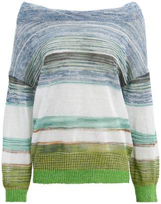 Missoni Striped Pullover