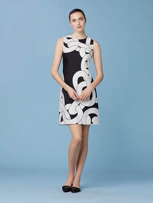 Diane von Furstenberg Pia Shift Dress