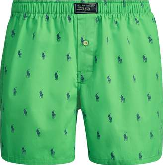 Ralph Lauren Allover Pony Boxer