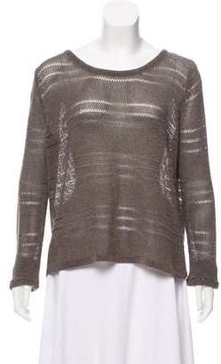 Rag & Bone Long Sleeve Knit Sweater