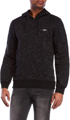 Buffalo David Bitton Filbert Moto Fleece Hoodie