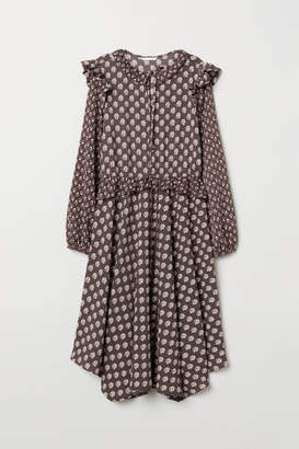 H&M Patterned Dress - Pink