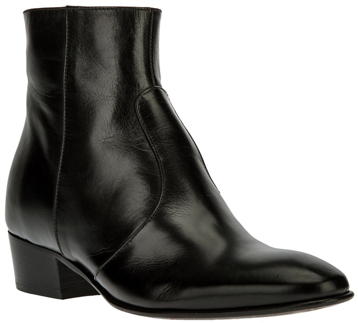 Jean-Michel Cazabat ankle length boot