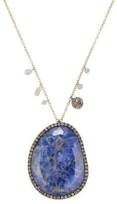 Meira T Women's Tanzanite & Diamond Necklace