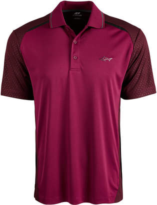 Greg Norman Attack Life by Men Shadow Regular-Fit PlayDry Performance Stretch Colorblocked Polo