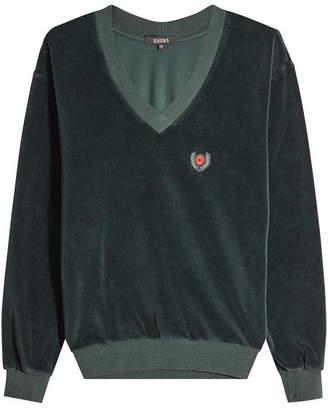 Yeezy Velvet Sweatshirt