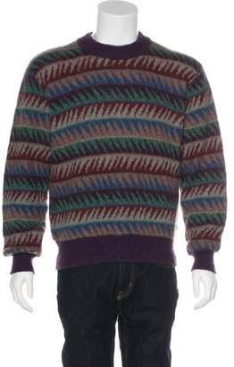 Missoni Wool & Mohair Blend Sweater
