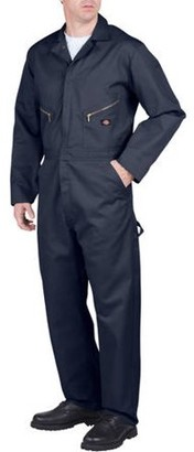 74b2800e0f Dickies Men s Big   Tall Long Sleeve Deluxe Blended Coverall
