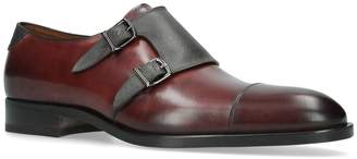 Fratelli Rossetti Two Tone Monk Shoes