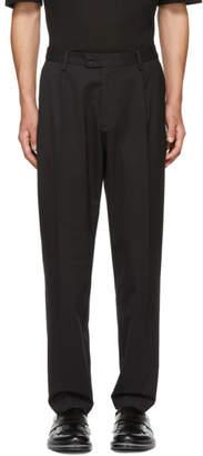 BOSS Black Riko Pleats Trousers