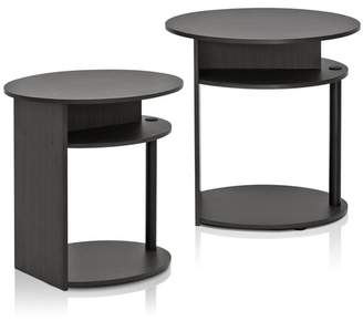 Brayden Studio Willcox 2 Piece End Table Set