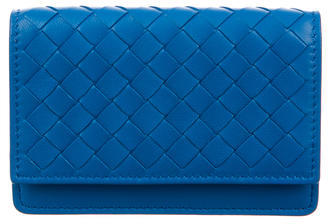 Bottega Veneta Bottega Veneta Intrecciato Card Holder