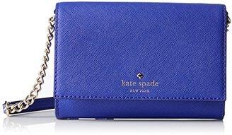 kate spade new york Cedar Street Cami Convertible Cross-Body Bag $148 thestylecure.com