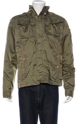 G Star Windbreaker Utility Jacket