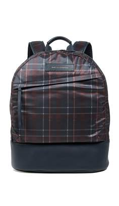 WANT Les Essentiels Plaid Backpack