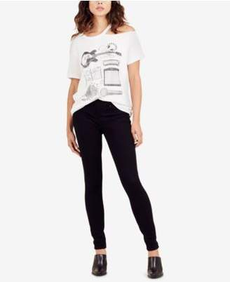 True Religion Jennie Curvy-Fit Skinny Leggings