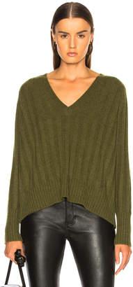 Nili Lotan Maddox V Neck Sweater