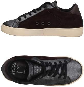 Leather Crown Low-tops & sneakers - Item 11381977
