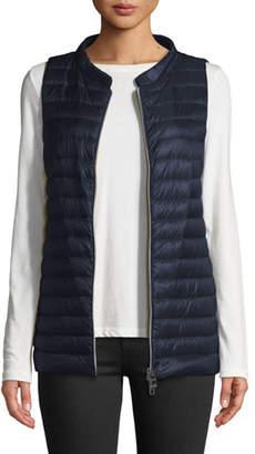 Herno Classic Channel-Quilt Nylon Vest