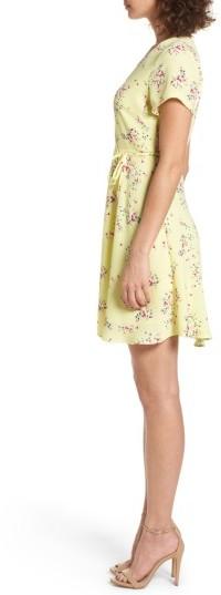 Women's Lush Olivia Wrap Dress 3