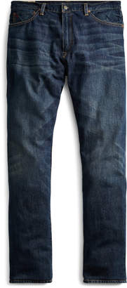 Ralph Lauren Hampton Straight Fit Jean