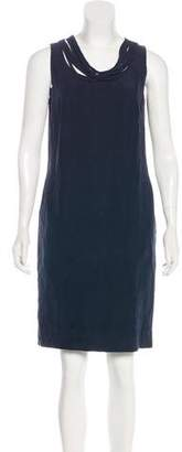 LK Bennett Sleeveless Knee-Length Dress