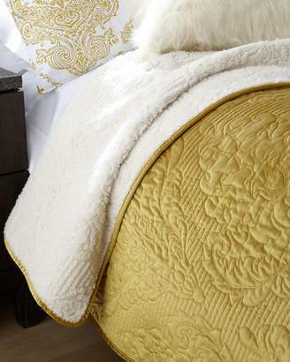 Design Source Velvet Carrington King Quilt