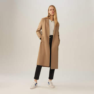 Maje Trench with removable belt