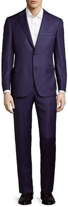 Canali Two-Piece Wool Suit