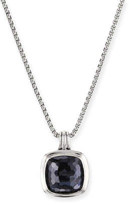 David Yurman Albion Black Orchid Pendant Enhancer