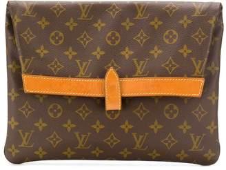 Louis Vuitton Pre-Owned Monogram clutch bag