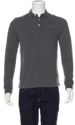 Burton Long Sleeve Polo Shirt
